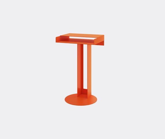 New Tendency 'Meta' side table, orange