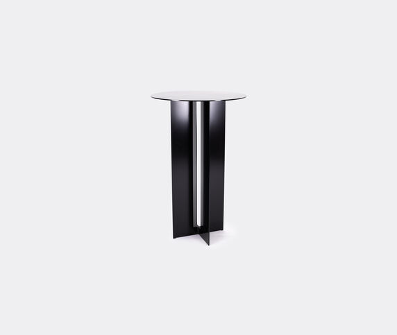 New Format Studio 'Mers' café table, black