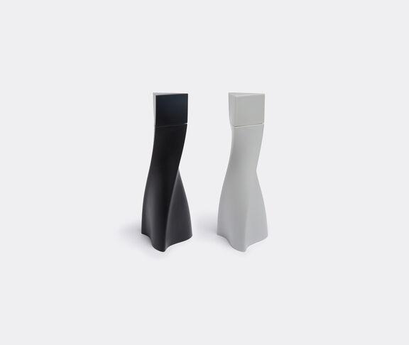 Zaha Hadid Design 'Duo' salt and pepper set, black
