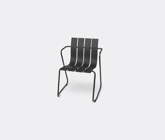 Mater 'Ocean' chair, black