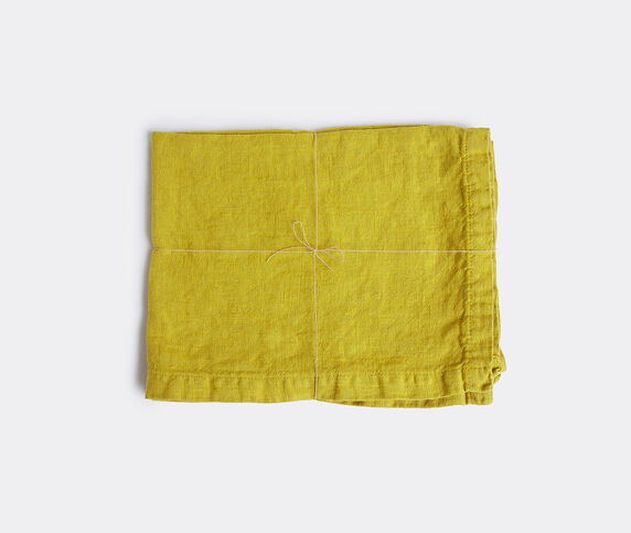 Once Milano Placemats, set of two, yellow