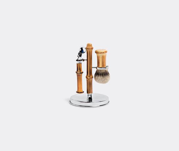 Lorenzi Milano Bamboo toilet shaving set