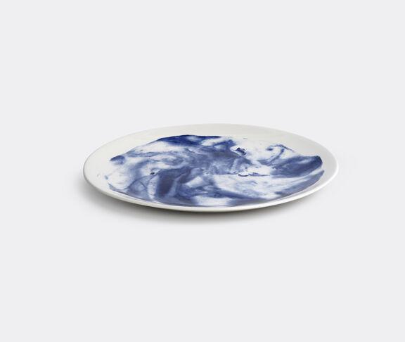1882 Ltd 'Indigo Storm' dinner plate