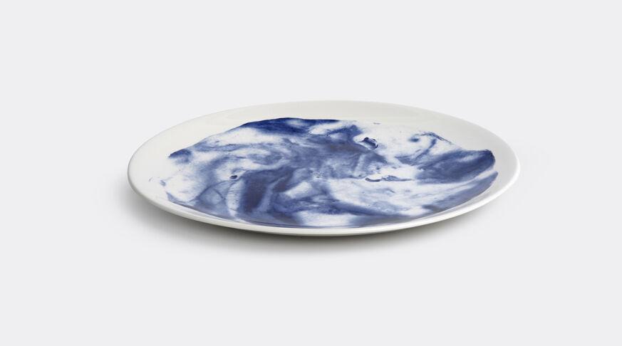 1882 Ltd Indigo Storm - Swirl - Dinner Plate 1