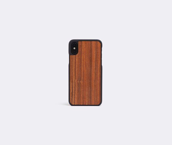 Wood'd Rosewood iPhone X cover