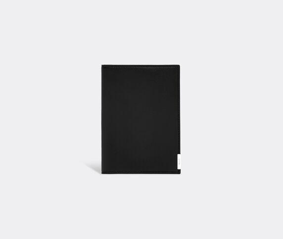 Pineider Passport cover, black