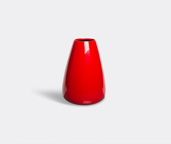 Wetter Indochine 'Urchin' vase, red