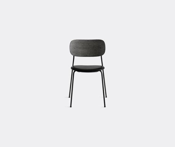 Menu 'Co Chair', black back