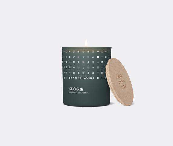 Skandinavisk 'Skog' scented candle with lid