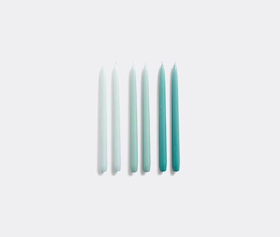 Hay 'Candle Conical' set of six, blue