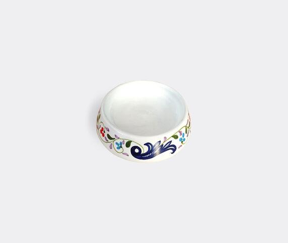 Les-Ottomans 'Pet Ottomans' bowl, blue