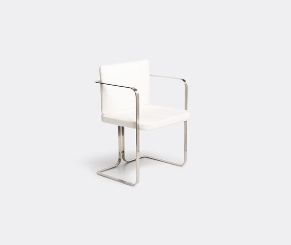 Marta Sala Éditions 'S2 Murena' chair, stainless steel