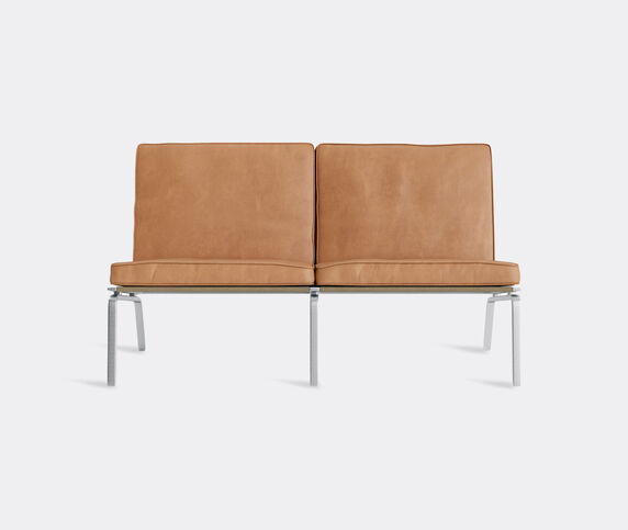 NORR11 'The Man' two seat couch, camel