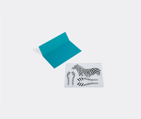 Good morning inc. 'Zebra' post animal kit