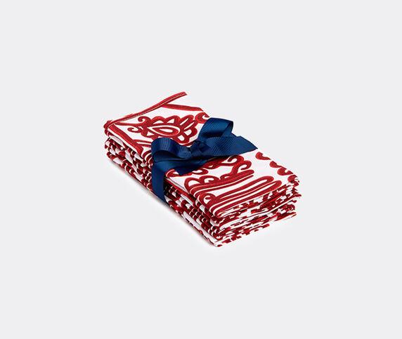 La DoubleJ 'Transylvania Mix' napkins, set of six