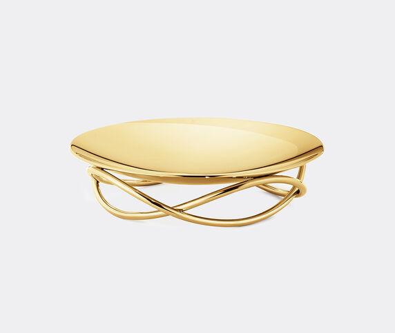 Georg Jensen 'Glow' dish, gold, medium