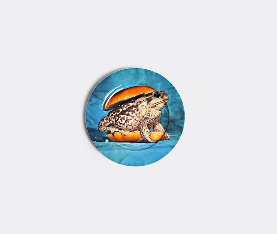 Seletti Toiletpaper dinner plate 'Toad'