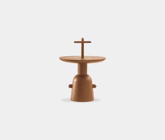 Cassina 'Réaction Poétique' table, brown