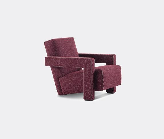 Cassina 'Utrecht' armchair, bordeaux