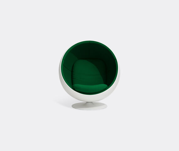 Eero Aarnio Originals 'Ball Chair', green Hallingdal