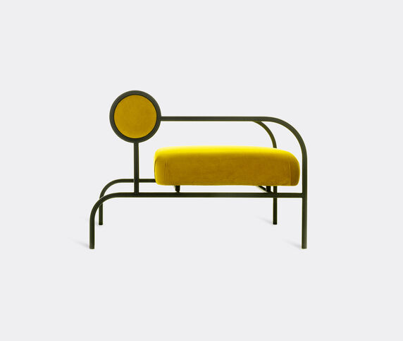 Cappellini 'Sofa With Arms', yellow