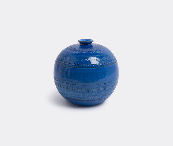 Bitossi Ceramiche 'Rimini blu' bowl vase