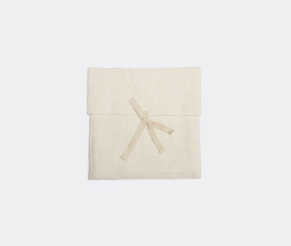 Once Milano Cocktail napkins, set of five, cream