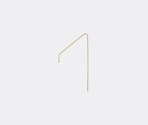 Valerie_objects 'Hanging Lamp N°4', brass