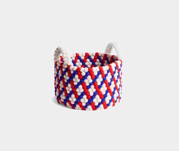 Hay 'Bead Basket', red