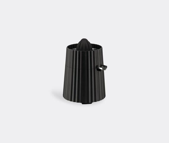Alessi 'Plissé' electric citrus squeezer, black, EU plug