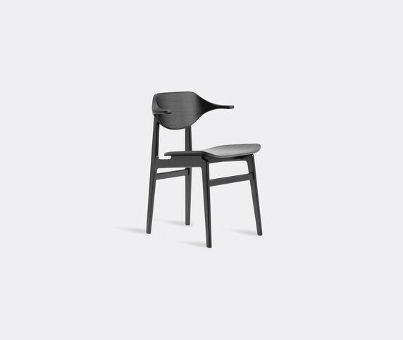 NORR11 'Buffalo Chair', black