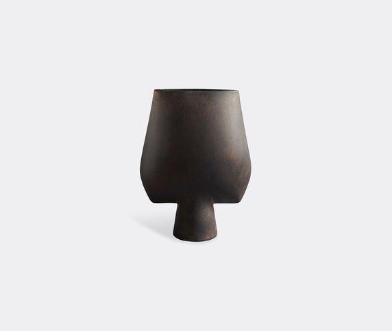 101 Copenhagen 'Sphere' big vase, square, coffee
