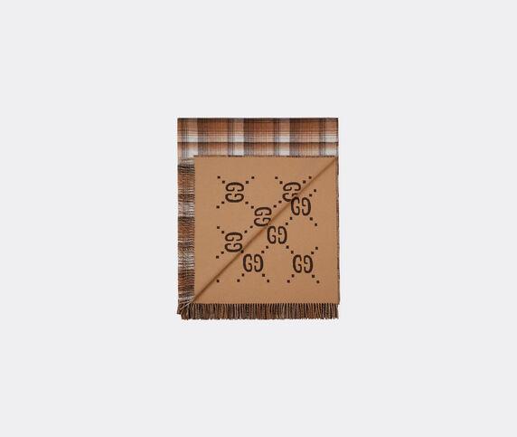 Gucci Blanket, brown