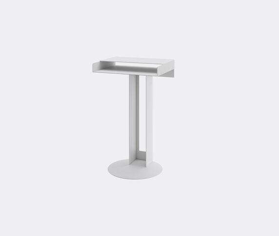 New Tendency 'Meta' side table, white