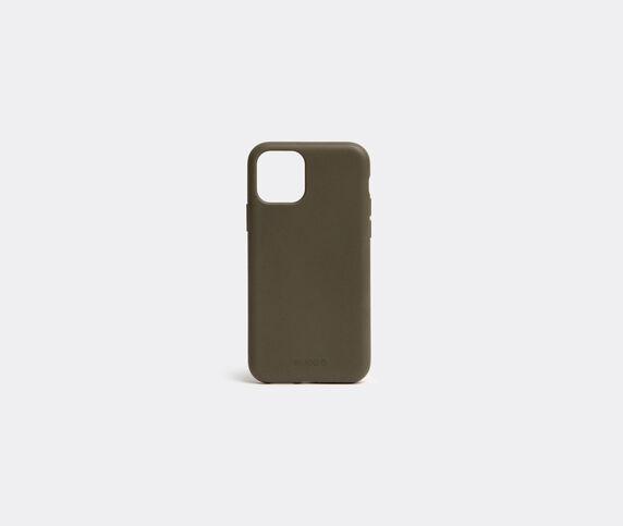 Wood'd iPhone 11 Pro case, green