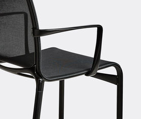 Alias Bigframe 44 Armchair, Black 4