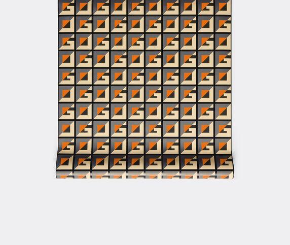 Gucci 'GSquare' wallpaper, ivory