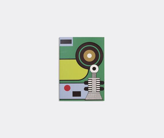 Rubberband 'NDP A5' notebook, green