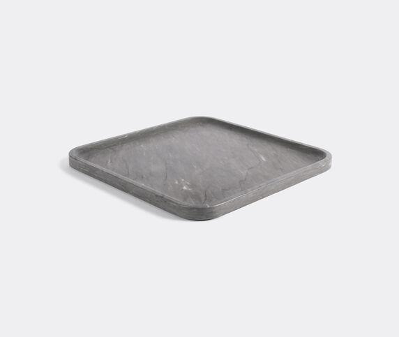 Salvatori 'Pietra L 04' tray, grey