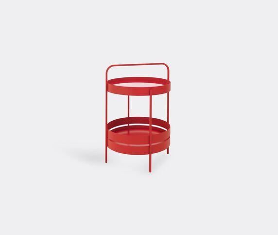 Schönbuch 'Albert' side table, red