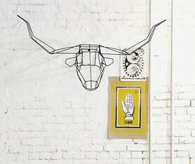 Bend Goods Geometric Wildlife Wall Art 3
