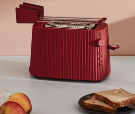 Alessi Plisse,2 Tongs Toaster R 3