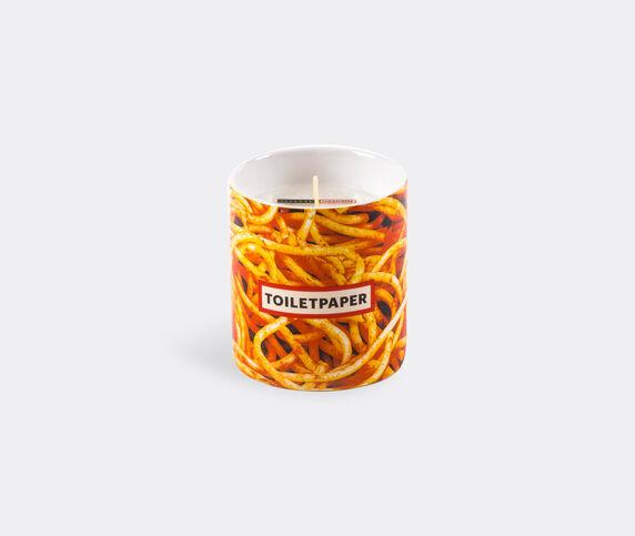 Seletti 'Spaghetti' candle