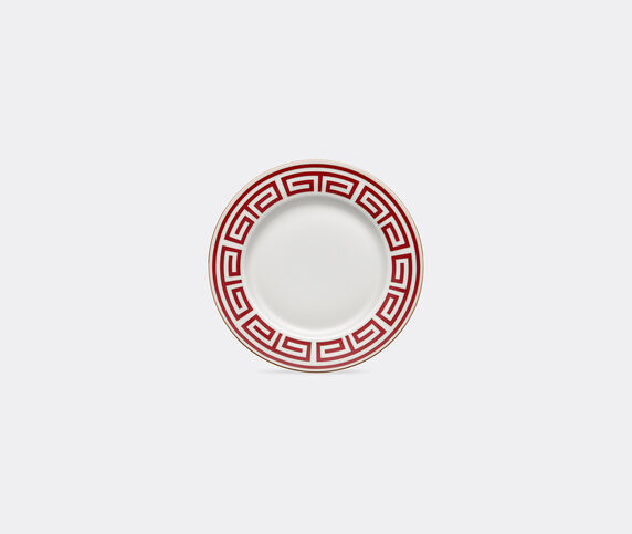 Ginori 1735 'Labirinto' soup plate, set of two, red