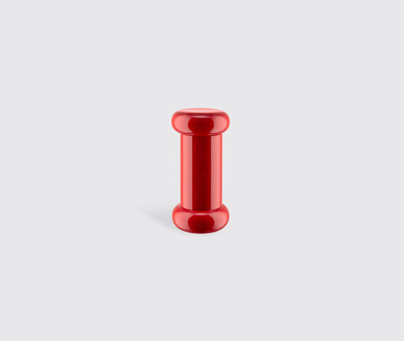 Alessi '100 Values Collection' salt, pepper and spice grinder, medium, red