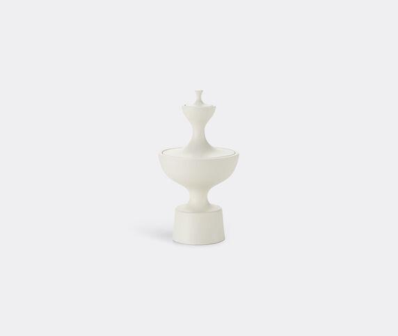 Vitra 'Ceramic Container No 1', cream