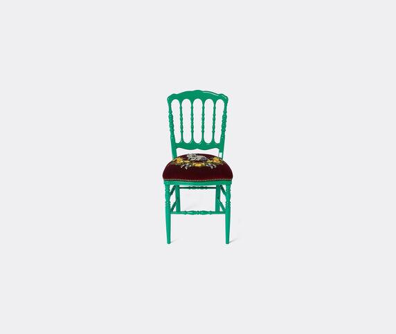 Gucci 'Francesina' chair, emerald