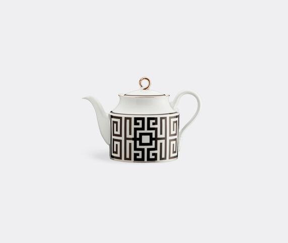Ginori 1735 'Labirinto' teapot, black