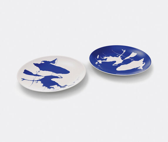 Cassina 'Neige' placeholder plates, set of two