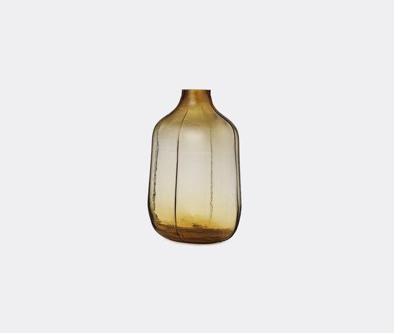 Normann Copenhagen 'Step' vase, brown, large
